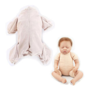 Doe-Suede-Body-For-Doll-Kit-3-4-arms-Full-Legs-22-inch-Reborn-Baby-Supplies
