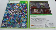 Sakura Flamingo archivos. desde chaosfield a radirgy Japón Xbox 360 * Totalmente nuevo