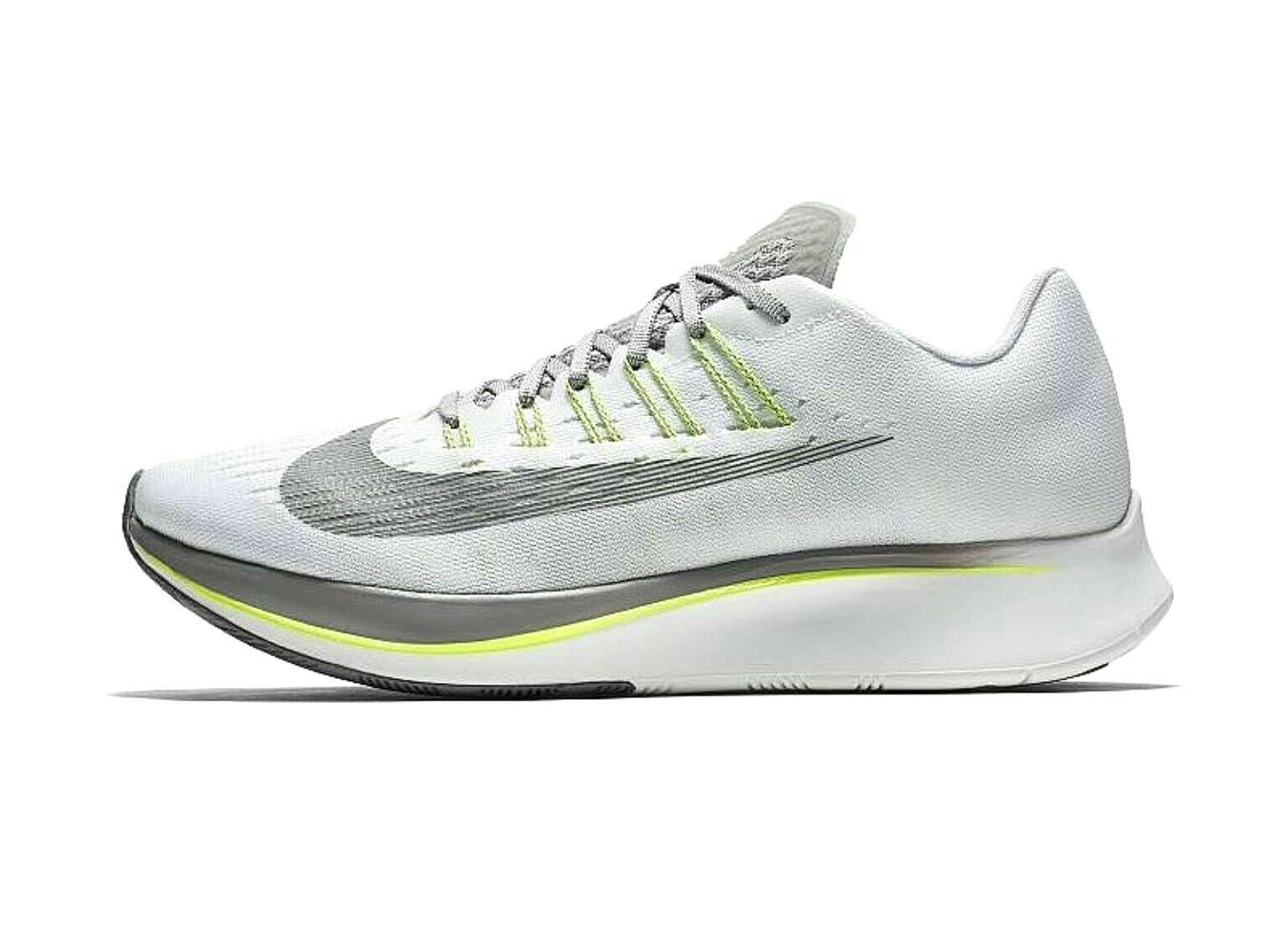 9 Volt Grey Atmosphere Gunsmoke White shoes Running Mens Fly