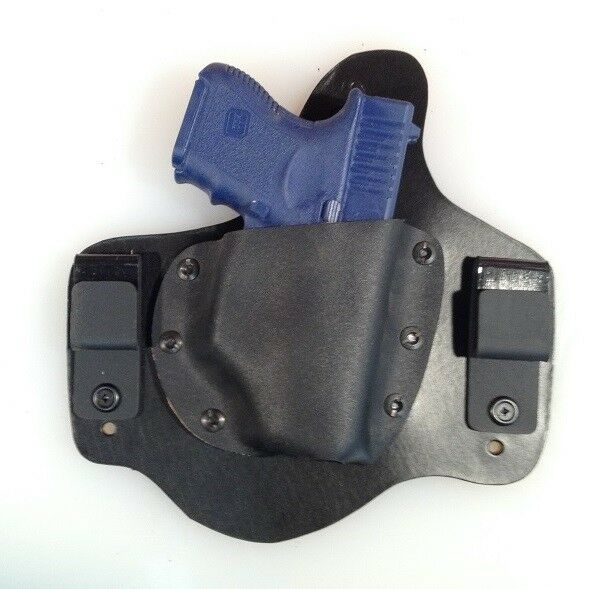 LEATHER LINED Kydex IWB IWB Kydex conceal carry hybrid holster MTO HOLSTER 152ade