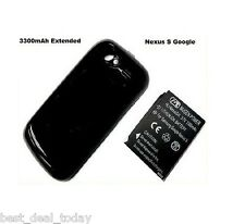 Mugen Power 3300mah Extended Battery For Samsung Nexus S Google
