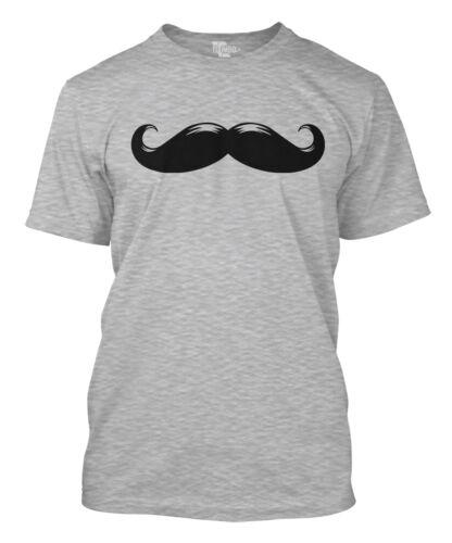 Moustache-Hipster Fantaisie Moustache Drôle Wacky tee-shirt Homme