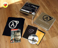 Half-Life 2 Collectors Edition - VALVE 2004 - PC | Special Steel BOX| Spiel Game