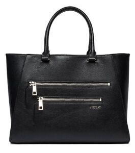 À Bandoulière Black Replay L Shoulder Sac Bag fH57w