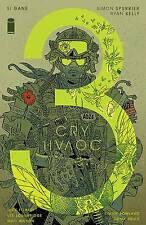 CRY HAVOC #3 CVR B GANE (MR) - 3/23/16+