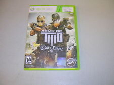ARMY OF TWO DEVIL'S CARTEL (Microsoft Xbox 360) Complete