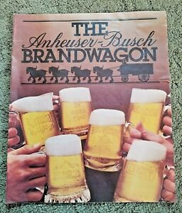 Vintage-Anheuser-Busch-BRANDWAGON-Beer-Advertising-Promotional-Catalog-Mailer