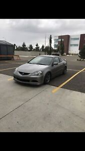 HAIL DAMAGED RSX- COILOVERS - 2 SETS RIMS