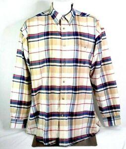 Twenty-X-Wrangler-Mens-XL-Button-Up-Long-Sleeve-Plaid-Shirt
