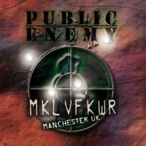 "Public Enemy ""revolverlution Tour 2003"" 2 CD NUOVO"