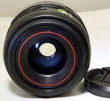 Olympus Zuiko 35-70mm f3.5-4.5 AF PF Lens OM-77 707 auto focus