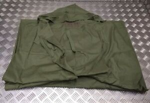 Genuine-British-Army-Issue-Cotton-Arctic-Sleeping-Bag-Inner-Green-Liner-NEW