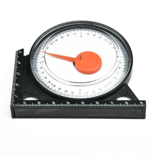 ABS Neigungsmesser Messgerät Clinometer Winkelfinder Hochpräzise Magnetfuß