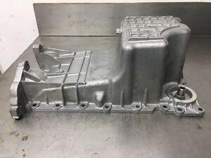 new dodge charger magnum journey 3 5 v6 2007 10 engine oil pan oem 68043599aa ebay. Black Bedroom Furniture Sets. Home Design Ideas
