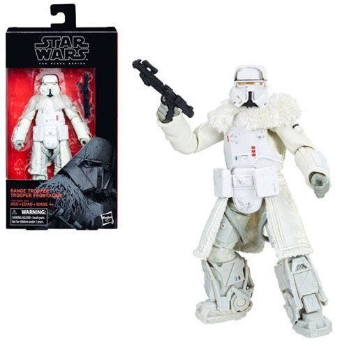 Solo Movie Range Trooper 6-Inch Figure Star Wars Black Series Wave 16