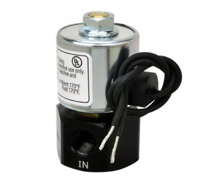 12 Volt LPG Tank Lock Off Solenoid Valve