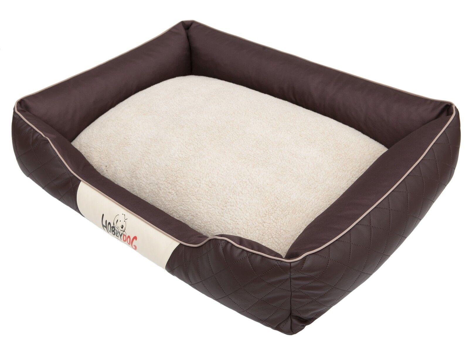 Hobbydog Cesar Exclusive Cani Tappetino dormire cani cuscino letto per cani r2 Marronee