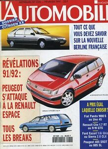 L-AUTOMOBILE-MAGAZINE-n-536-02-1991