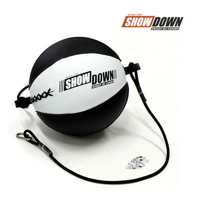 Leather ProForce Double End Striking Ball
