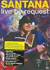 Live by Request 0828766947892 With Santana DVD Region 1
