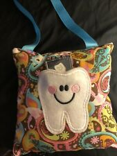 TOOTH FAIRY PILLOW WITH TOOTH BOX POUCH