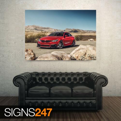 BMW Photo Picture Poster Print Art A0 A1 A2 A3 A4 AE894