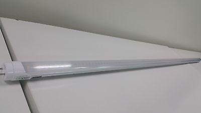 25 PACK!!! 4Ft LED tube T8 Striped Lens 22W 4000K or 5000K US SELLER!!
