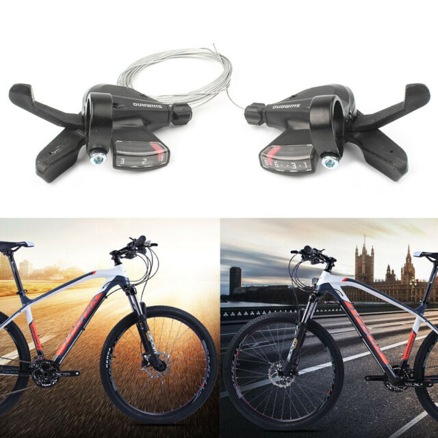 Shimano Acera SL-M310 Rapid fire Shift Lever 3//7//8 Speed Shifter Cable Trigger