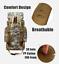 80L-Waterproof-Military-Tactical-Backpack-Bag-Hiking-Camping-Trekking-Rucksacks thumbnail 6