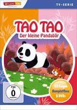 Gesamtbox TAO - PICCOLO PANDA 52 Seguire Serie TV 8 DVD Cofanetto completo NUOVO