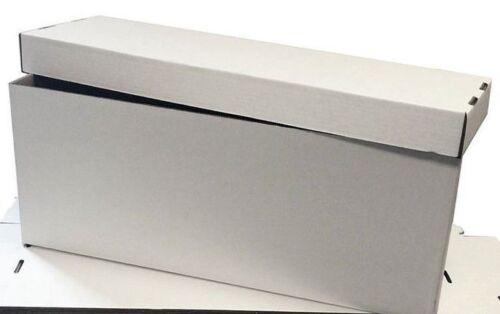 1 x LONG COMIC STORAGE BOX HOLD 300-350 aprox