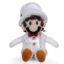 Super Mario Sitting Odyssey Mario Plush Doll 9 Inch Stuffed Toy Wedding Style