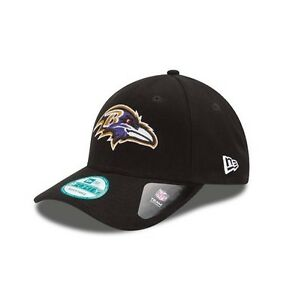 to buy 100% top quality free shipping New Era 9FORTY NFL Baltimore Ravens The League Curved Peak Black ...