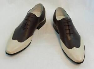 Beigecafᄄᆭ ᄄᆭlᄄᆭgantes cuir Fiesso Encore de d'ailesFi 3046 Nouveau Chaussures en rdoeCxB