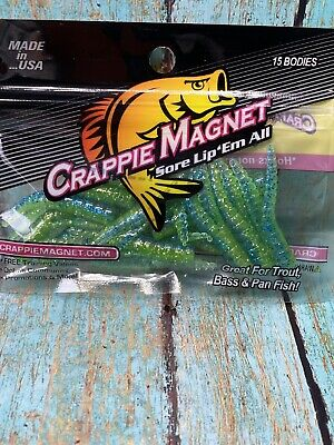 Leland Lures 87518 Crappie Magnet