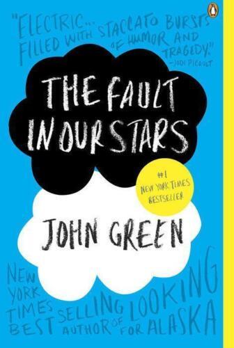 1 von 1 - The Fault in Our Stars von John Green (2012, Gebundene Ausgabe)