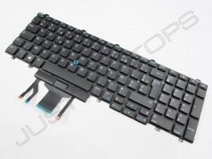 Nuovo Originale Dell Latitude E5580 5580 Francese Tastiera Retroilluminata