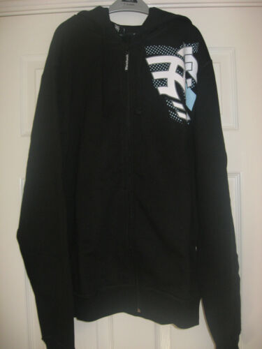 Men's Bnwt Medium New Black Hoodie Size Hooded 40 Sweatshirt Zipped 38 Fenchurch FwqPvwxOd1