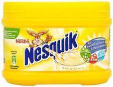 Nestle Nesquik sabor a plátano Malteada 300 G (Caja de 1