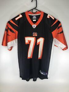 Cincinnati Bengals #71 Andre Smith Men's Reebok On Field NFL  hot sale