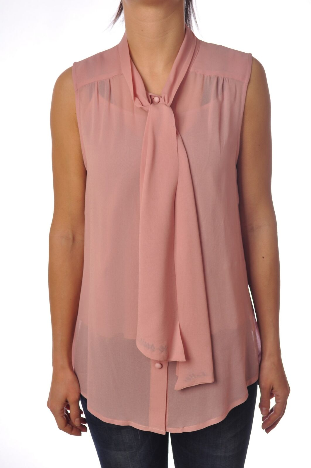 Ottod'ame - Shirts-Blouses - Woman - Pink - 4930310E191042