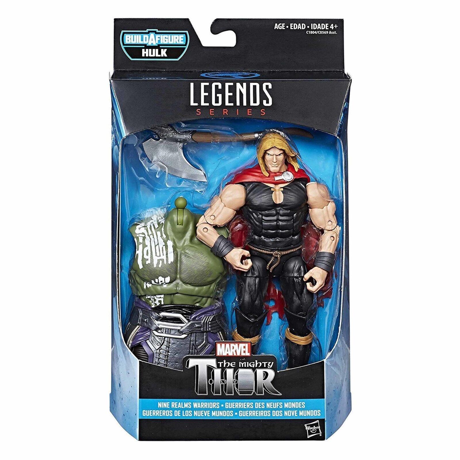 Marvel Legends BAF Series (Hulk) Odinson (Mighty Thor) 6  Figure FREE DELIVERY