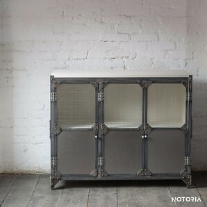 industrial chic collection on ebay. Black Bedroom Furniture Sets. Home Design Ideas