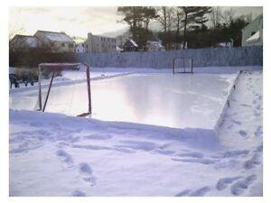 Image Is Loading 24 039 X75 039 Hockey Ice Skating Rink