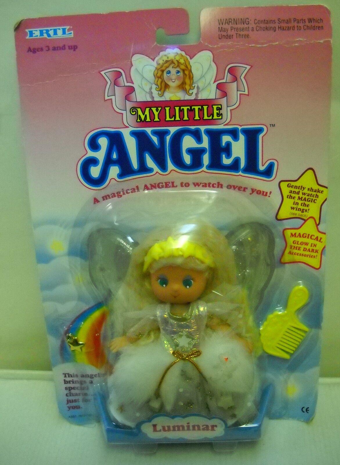 Nrfc Vintage Muñeca Luminar Ertl mi pequeño ángel