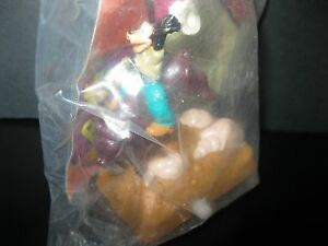 "NIP Burger King 1995 Bucking Bronco Toy Disney /""The Goofy /& Max Movie/"""