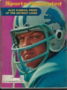 Sports-Illustrated-ALEX-KARRAS-DETROIT-COVER-10-12-1970