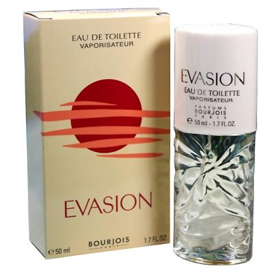 Evasion Bourjois una fragranza da donna 1970