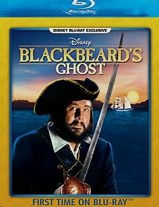 Details about Blackbeard's Ghost College Track Team Real Estate Mogul  Family Comedy on Blu-ray