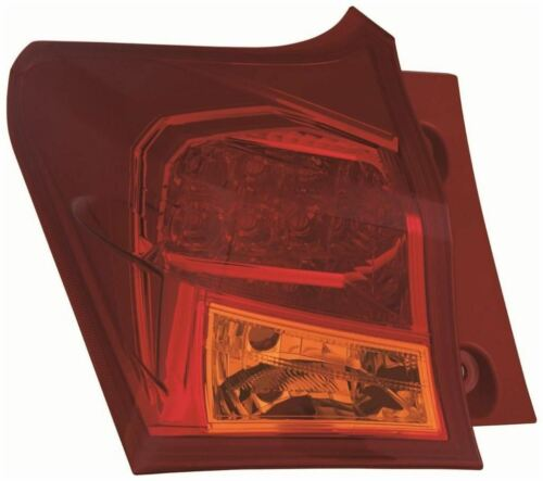Toyota Auris Mk2 Hatchback 11//2012-/> LED Rear Light Rear Lamp Passenger Side N//S